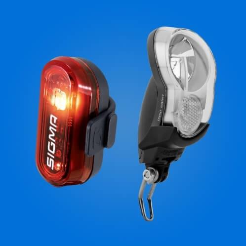 Batterij verlichting