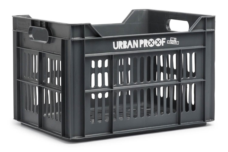Urban Proof Fietskrat   Ash Grey