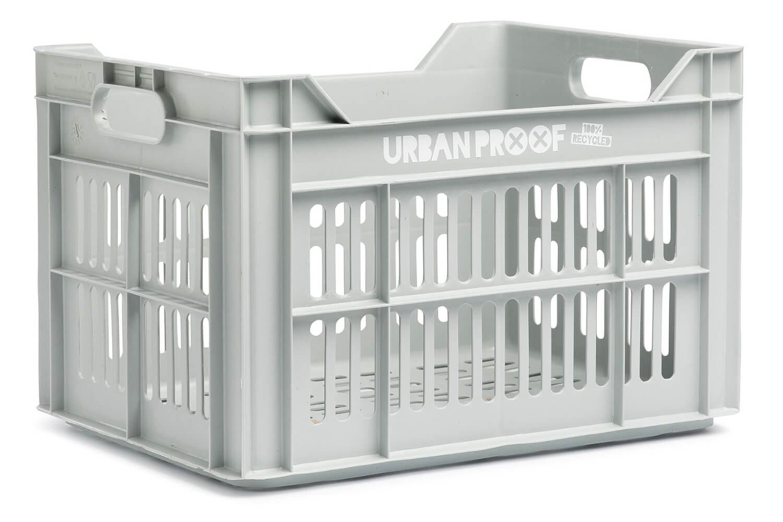 Urban Proof Fietskrat | Light Grey