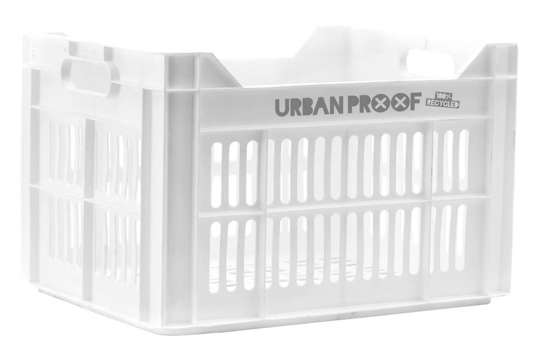 Urban Proof Fietskrat | White