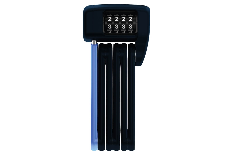 Abus Vouwslot Bordo Lite | Mini 6055C | Blauw / Zwart