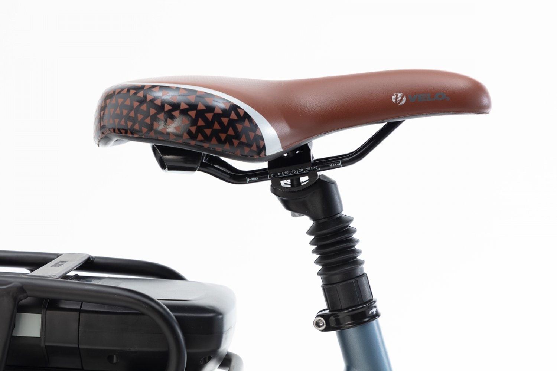 Gano Esto E2 Elektrische fiets 28 inch Dames 53cm Dodger Blue