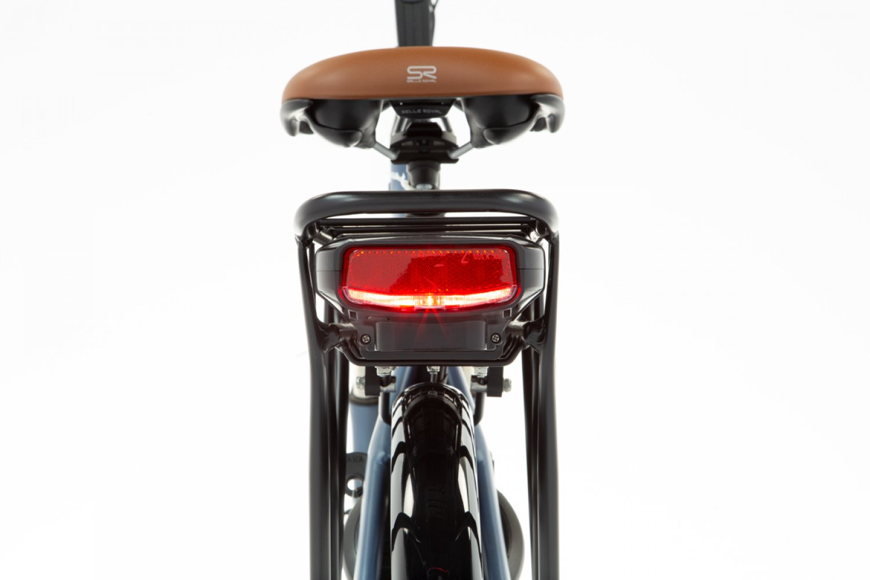 Gano Esto E2 Elektrische fiets 28 inch Dames 47cm Dodger Blue