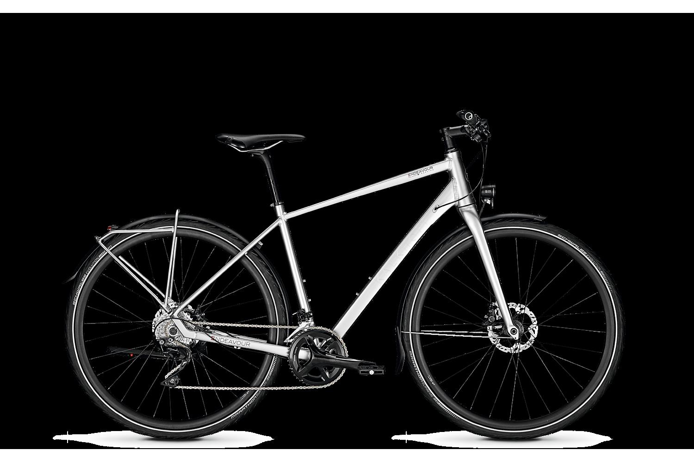 Kalkhoff Endeavour Lite L/55 cm Zilver 2020
