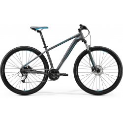 Merida Big Nine 40 Mountainbike 29 inch L Mat Grijs