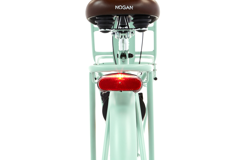 Nogan Vintage N3 Transportfiets 28 inch 50cm Dames Oslo Groen