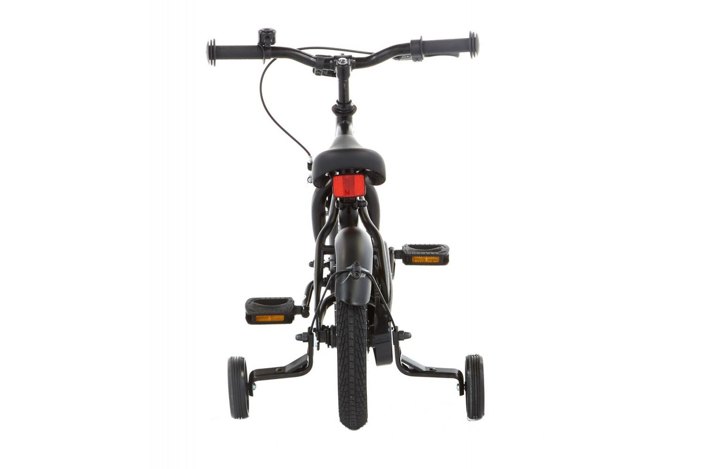 Nogan Harley Kinderfiets 14 inch Zwart