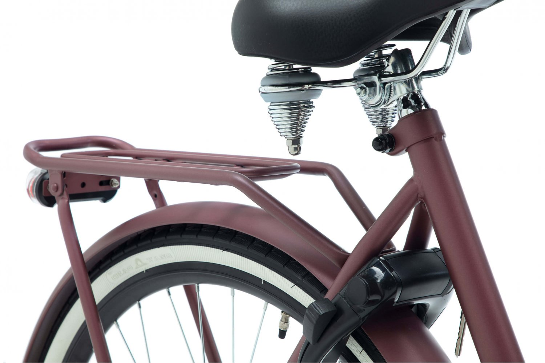 Popal Daily Dutch Basic Transportfiets 28 inch Dames 50cm Oak Red