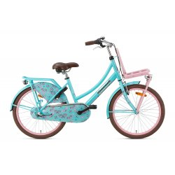 Turquoise-Roze