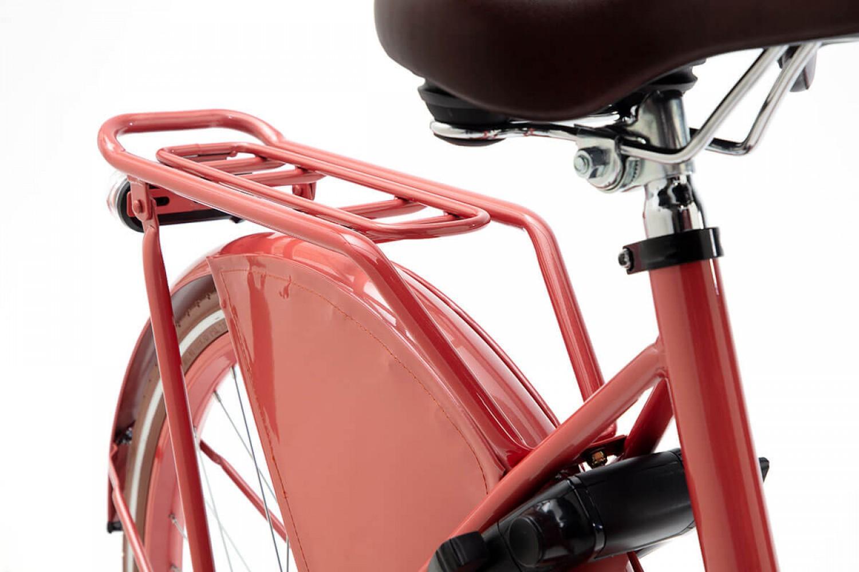 Popal Daily Dutch Basic+ Transportfiets 26 inch Meisjes Flamingo