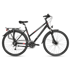 SENSA Cross Sport Disc Ltd 2020 Hybridefiets DAMES 53CM