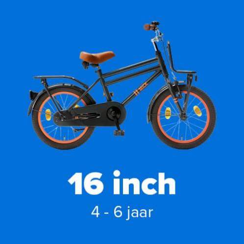 Jongensfietsen 16 inch