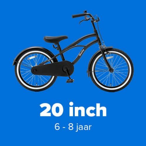 Jongensfietsen 20 inch