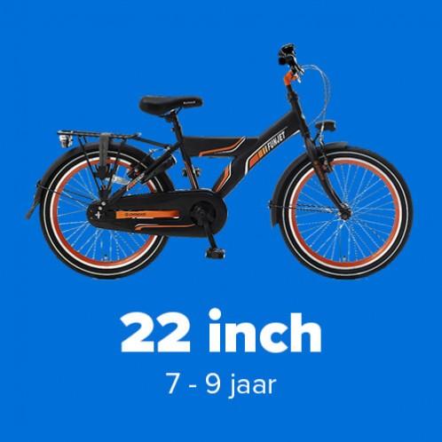 Jongensfietsen 22 inch