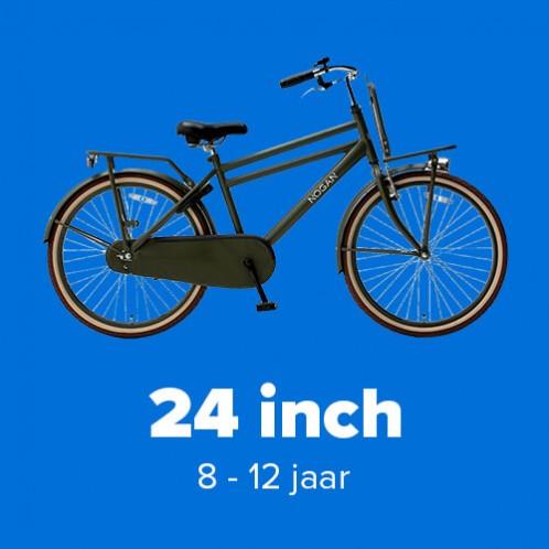 Jongensfietsen 24 inch