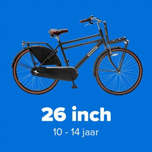Jongensfietsen 26 inch
