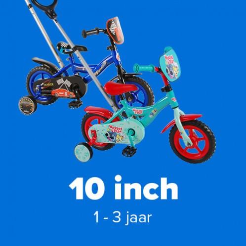 Kinderfietsen 10 inch