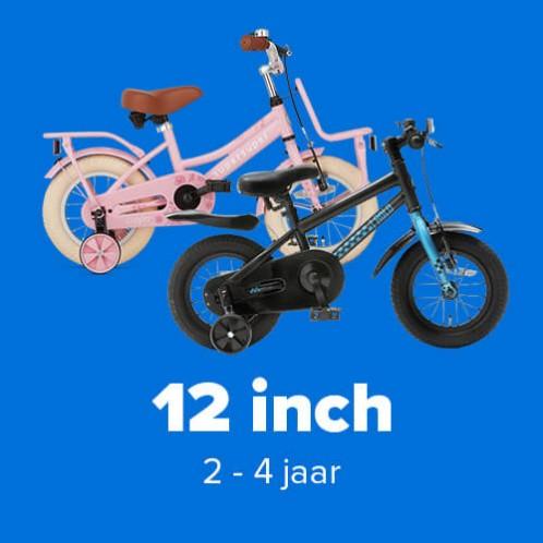 Kinderfietsen 12 inch