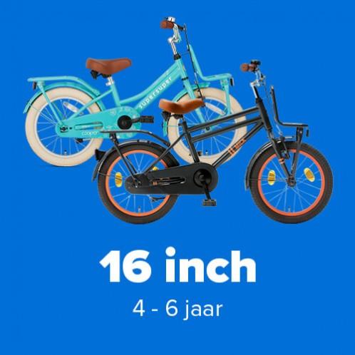 Kinderfietsen 16 inch