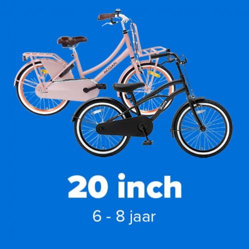 Kinderfietsen 20 inch