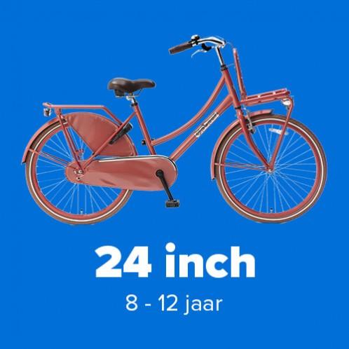 Meisjesfietsen 24 inch