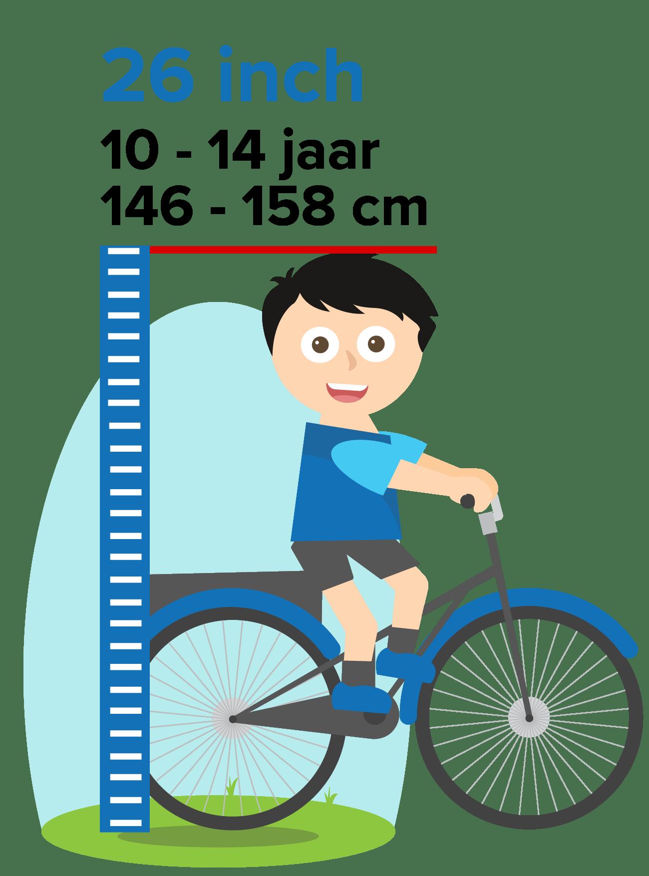 kinderfiets 26 inch