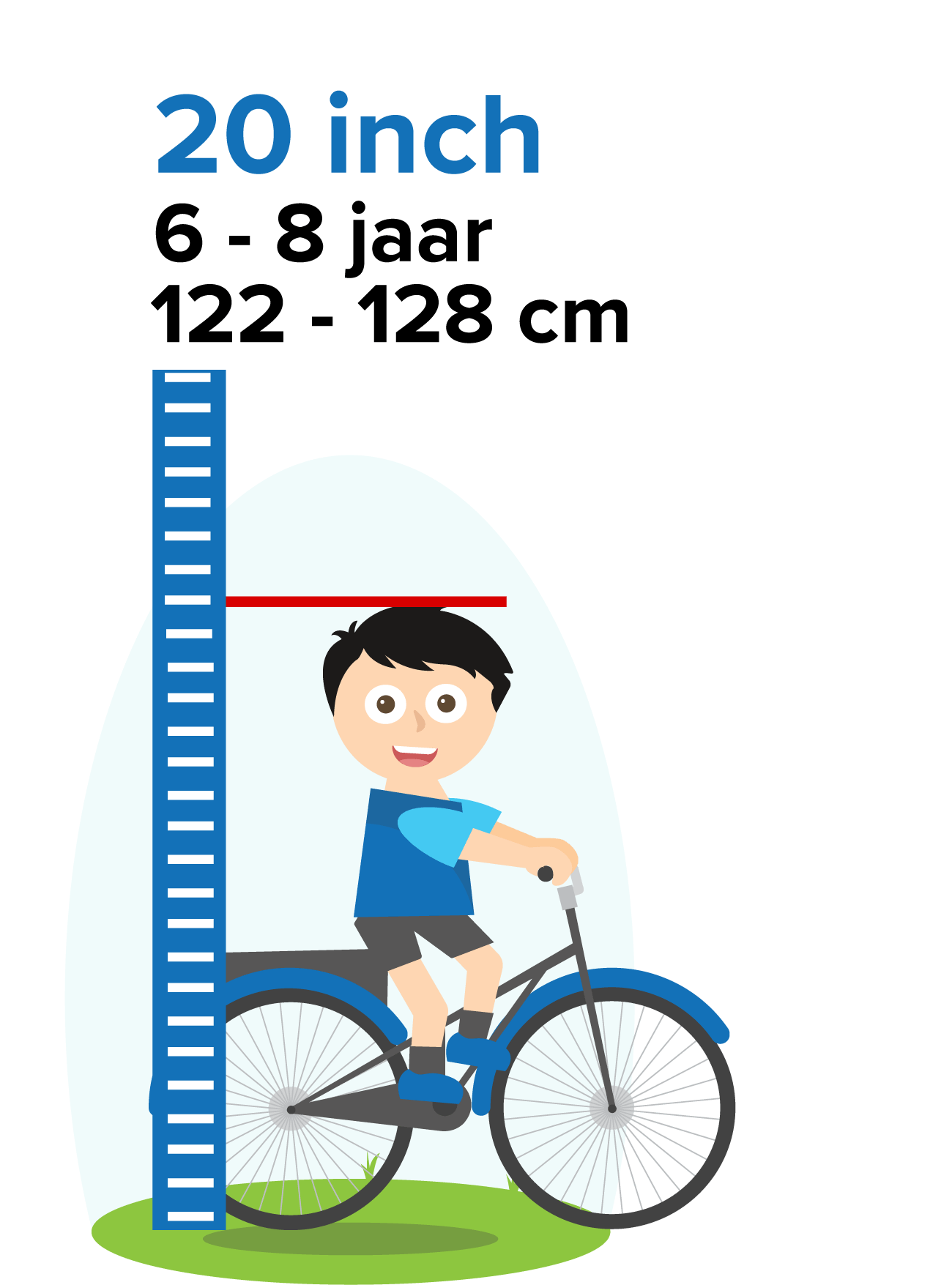 kinderfiets 20 inch