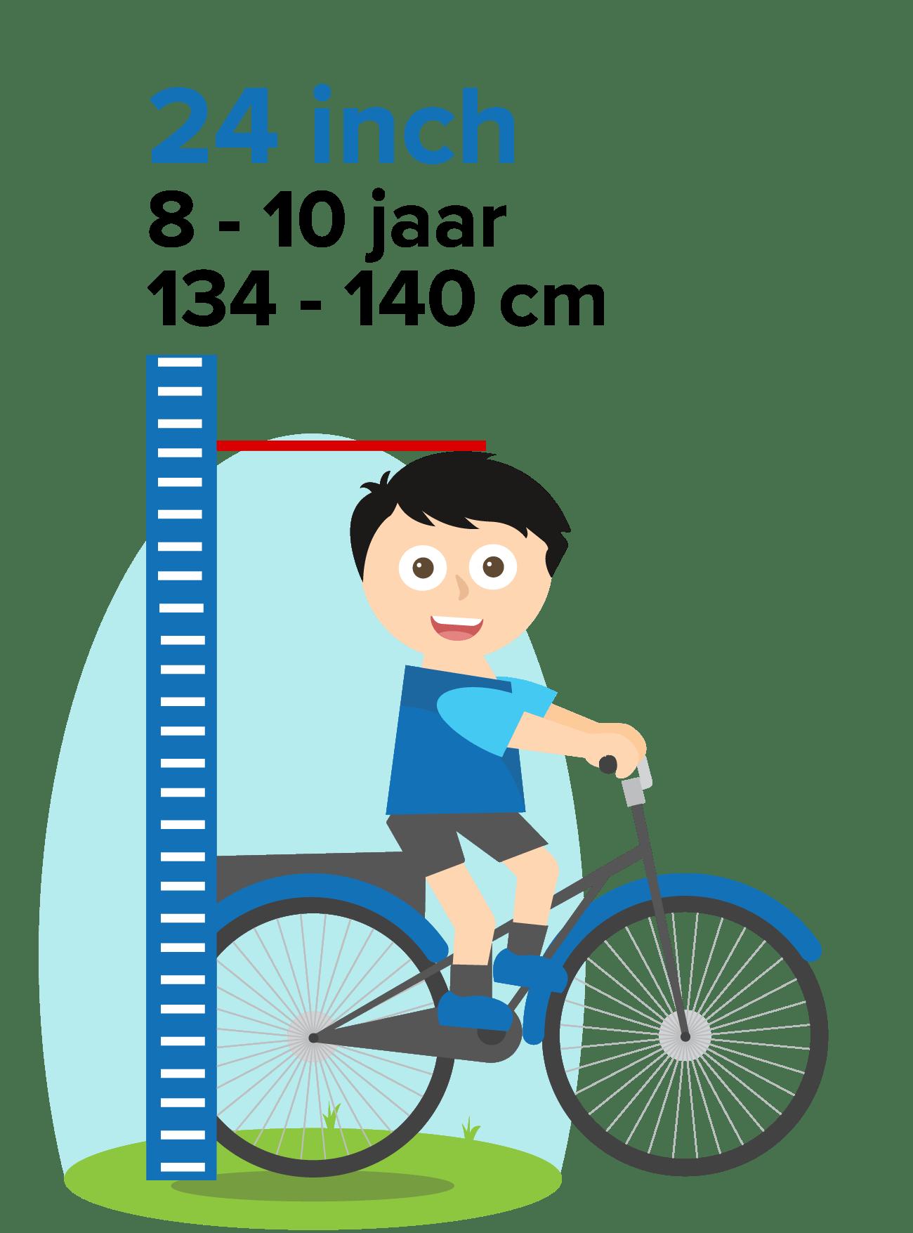 kinderfiets 24 inch